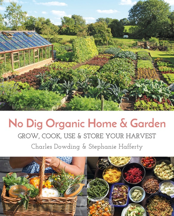 No Dig Front Cover