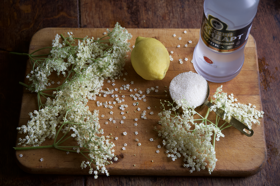 Elderflower extravaganza!
